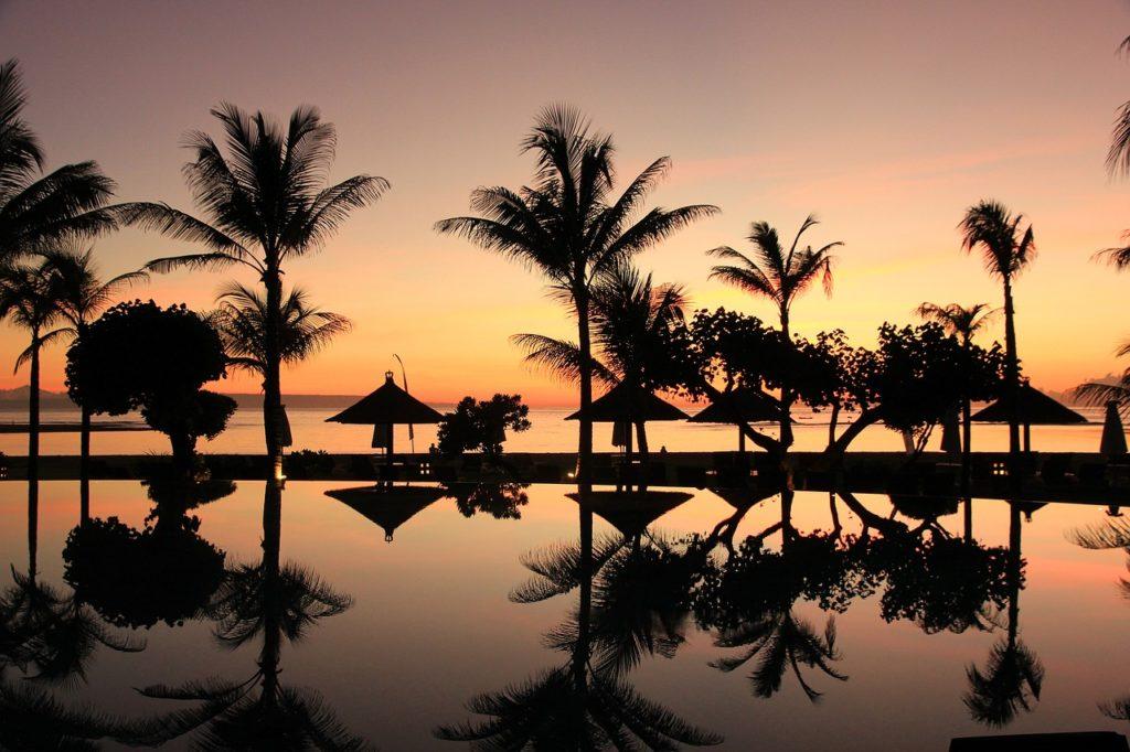 Bali cestování